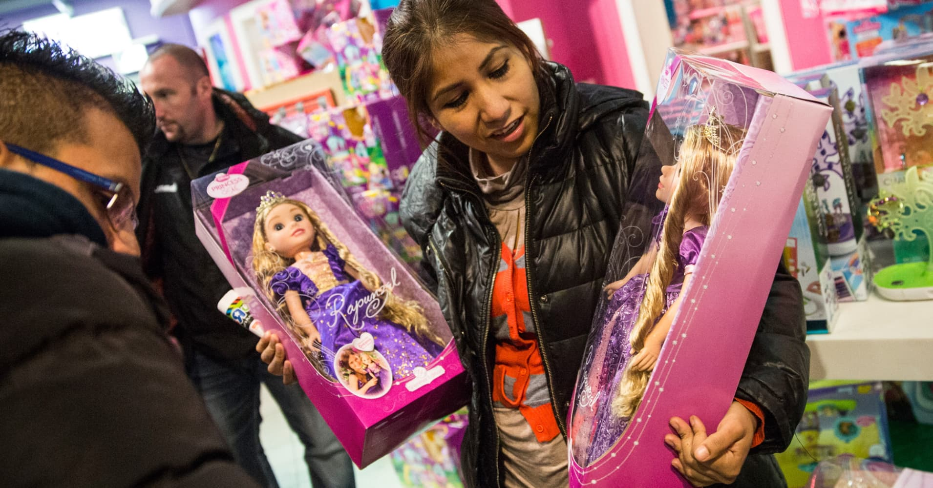 Retail analyst: Holiday season without Toys R Us is 'good news' for certain retailers