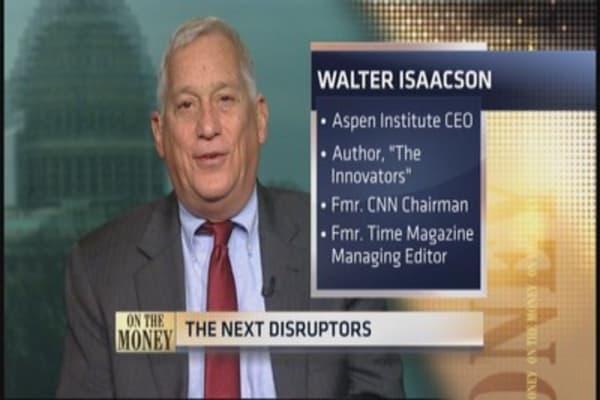The Next disruptors