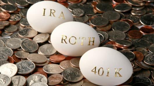IRA Roth 401 (k)