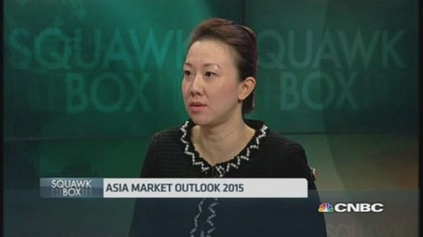 What 2015 holds for Asian economies