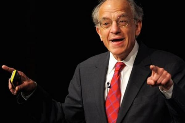 Jeremy Siegel's perfect prediction: Dow at 18K