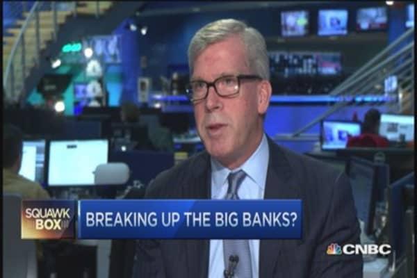 Financials face regulations in 2015