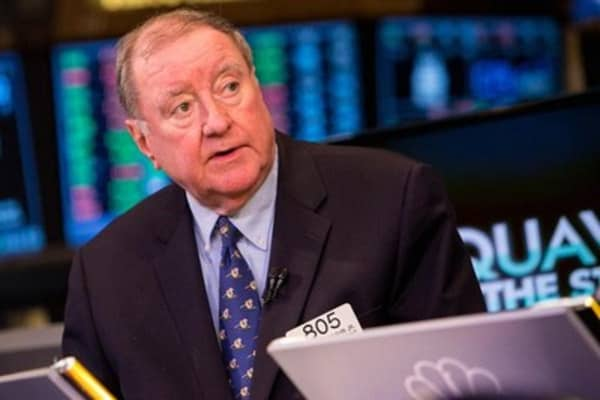 Art Cashin celebrates 50 years as NYSE member