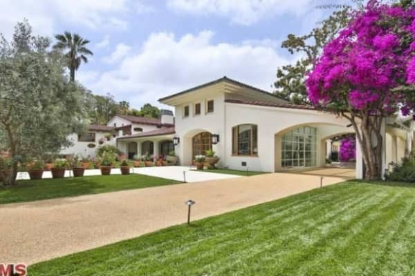 Bruce Willis' Beverly Hills home