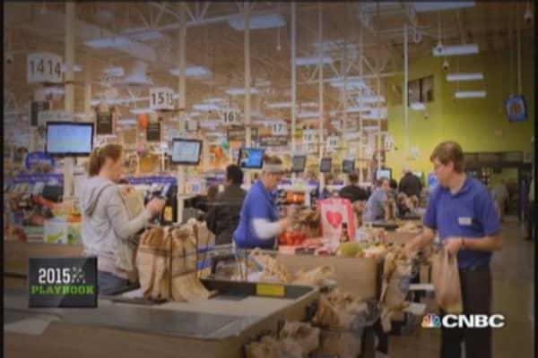 2015 playbook: Consumer comeback?