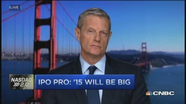 IPO Pro: 2015 pipeline very full