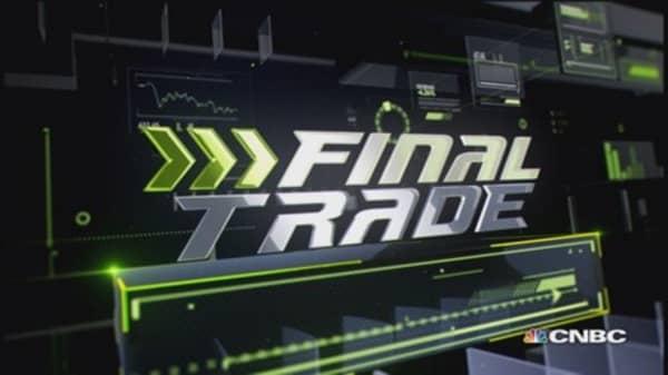 FMHR Final Trade: CLF, IBM & more