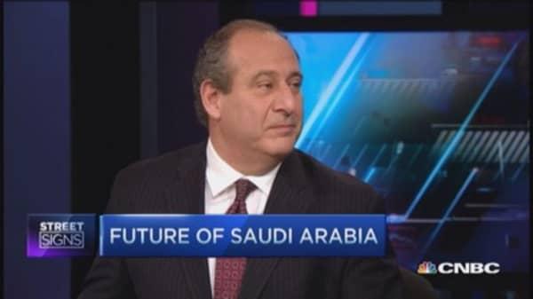 Saudi succession & price of oil