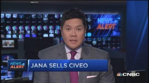 Jana sells Civeo