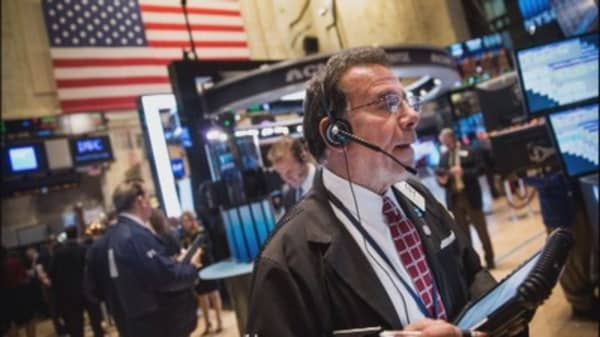 Wall Street rings in the New Year