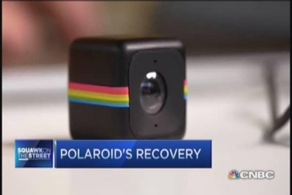 Polaroid's recovery