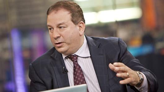 David Rosenberg, chief economist at Gluskin Sheff & Associates, speaks during an interview in New York, May 6, 2011.