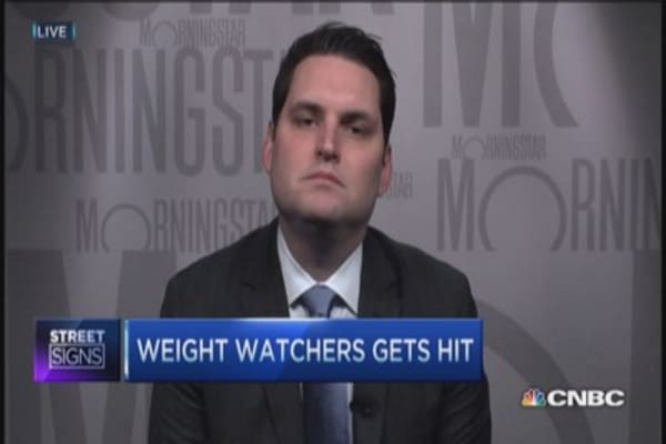 Market's bearish bet on Weight Watchers