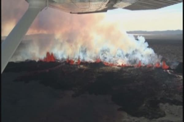 Harnessing the power of Iceland's volcanoes