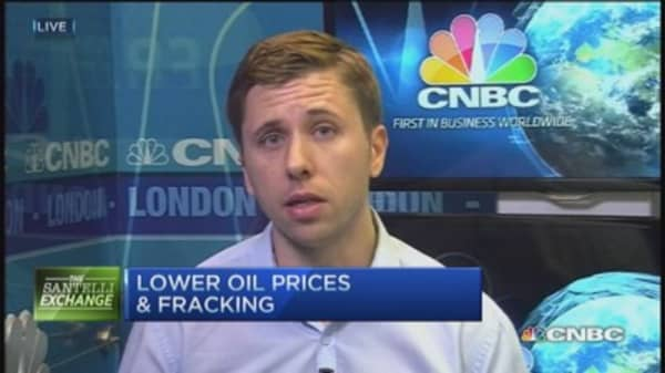 Upside to fracking: Pro