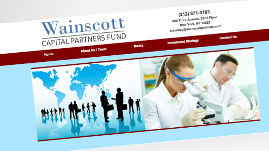 Wainscott Capital Partners Fund home page