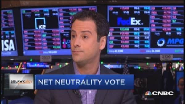 FCC's net neutrality vote ahead