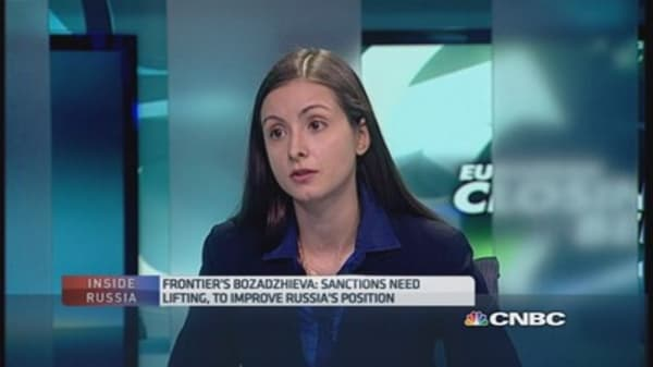 Will Russian sanctions be lifted?
