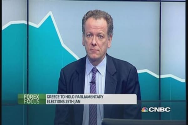 Further pain ahead for the euro: StanChart