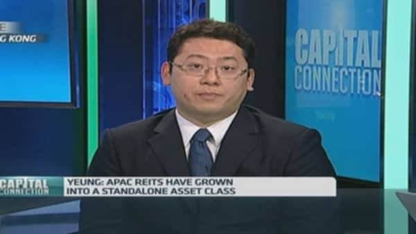 Why rising interest rates won't hurt REITs