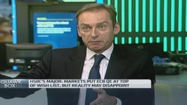 Here's why ECB QE won't work