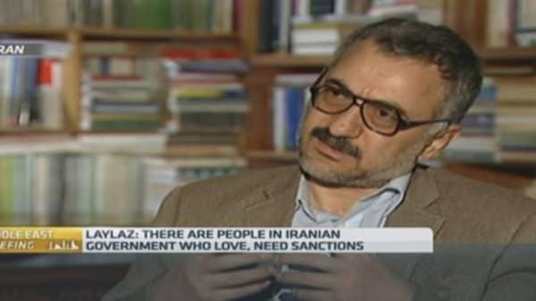 Iran benefits from U.S. sanctions: Economist