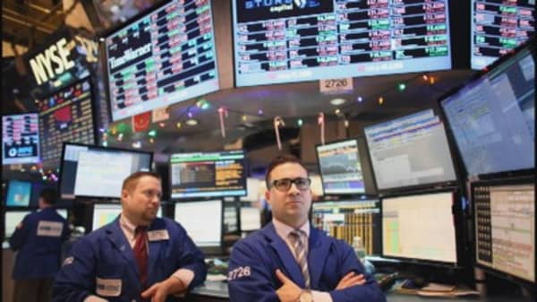 The volatility storm may not be over yet