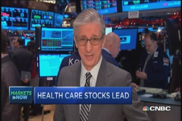 Pisani: Stock traders talking bond yields