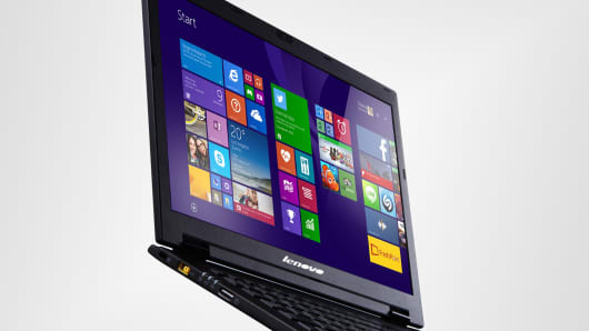 Lenovo LaVie Z laptop