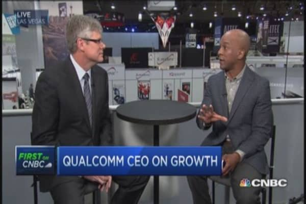 Qualcomm CEO: Leveraging power of mobile