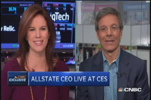 Allstate's autonomous car deal