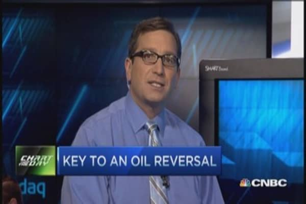 Key to oil reversal