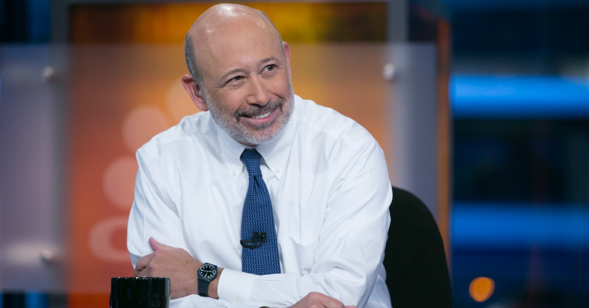 Goldman Sachs is doing something it hasn't done since before the crisis