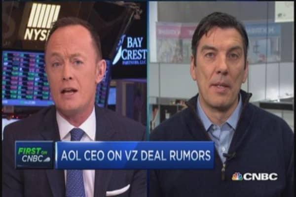 Reality of AOL's ad biz