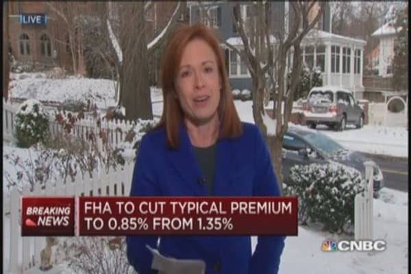 Obama to reduce FHA mortgage premiums