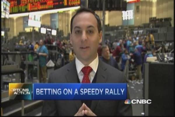 Huge bullish bet on the S&P