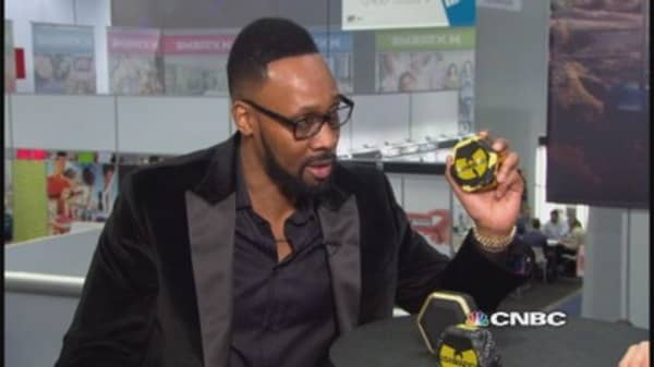Wu-Tang Clan's RZA Partners with Boombotix