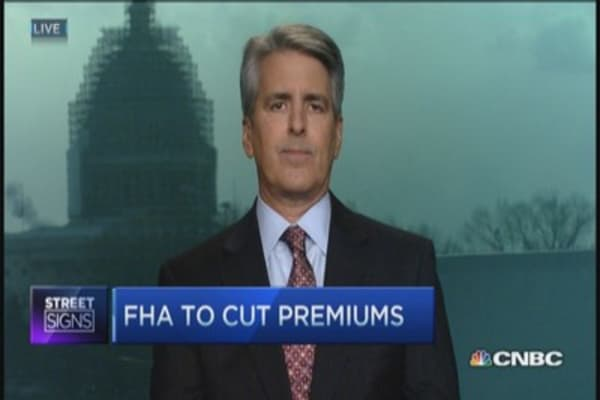 FHA to cut premiums; Is it enough?