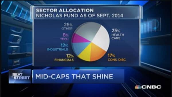 Mid-cap fund that beats the Street