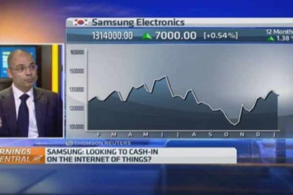 Samsung and the smartphone wars