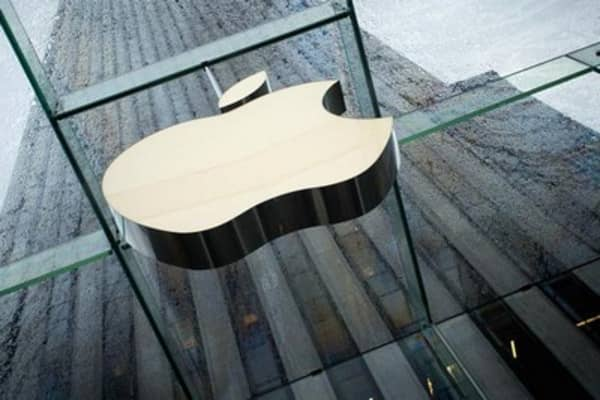 Apple's record breaking year