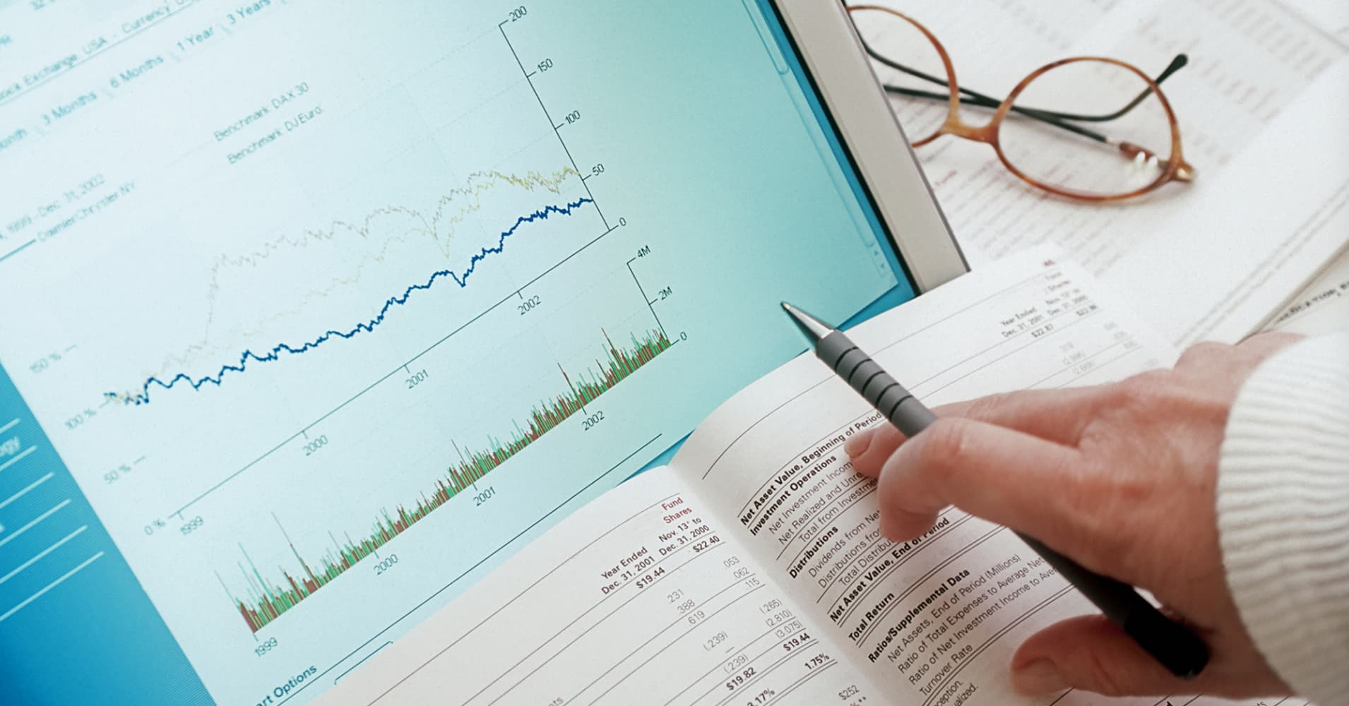 writing a financial statement analysis report