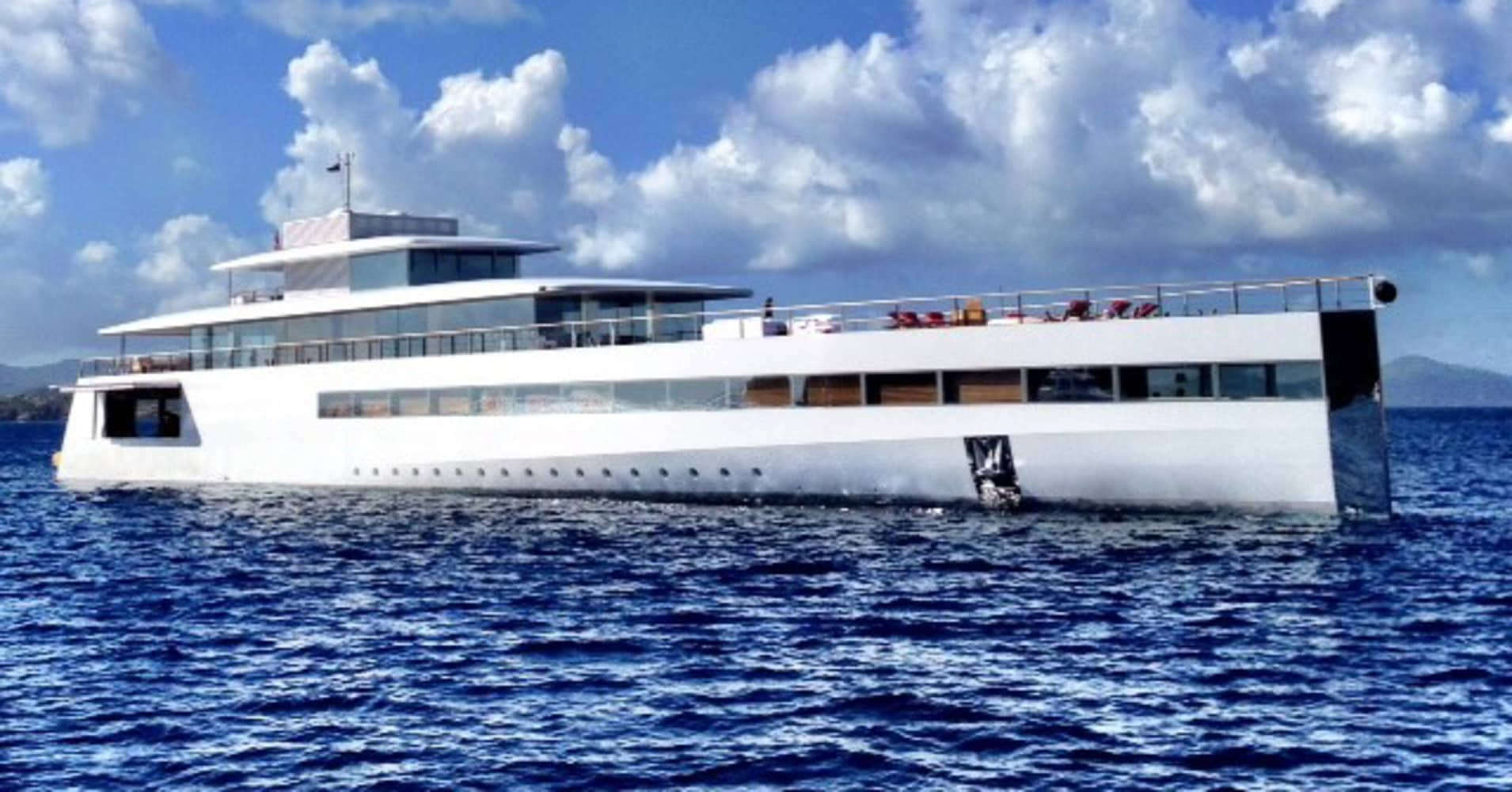 Steve Jobs' 'iYacht' revealed in new pics