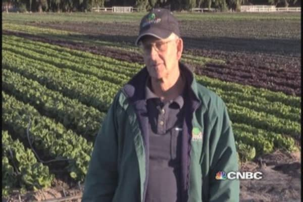 Farmer Craig Underwood on ag labor