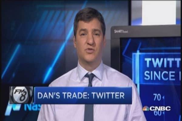 Dan Nathan: Hey Google, target Twitter