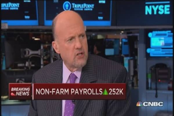 Cramer's wage disparity explanation