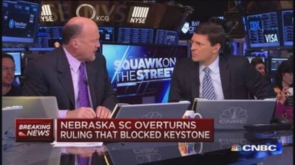 Nebraska SC overturns Keystone ruling