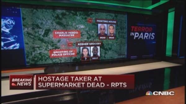 Inside anti-terrorism preparation