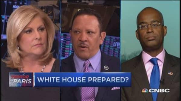 US intelligence prepared?