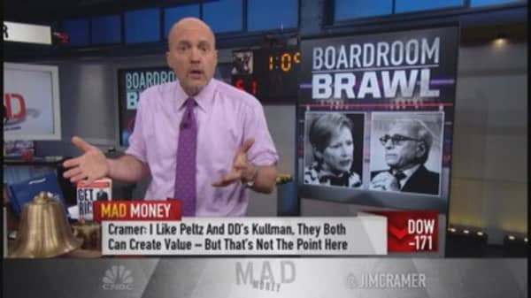 Why Cramer says to buy DuPont